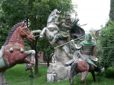 三国志の古戦場を訪ねて