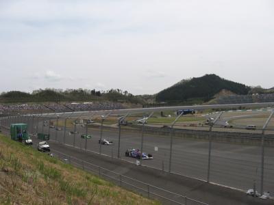 INDY JAPAN 300 mile 2007