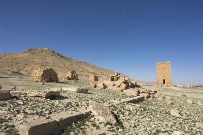 2007年イギリス・エジプト・ヨルダン・シリア旅行 23日目後編 パルミラ&ダマスカス ? -PALMYRA&DAMASCUS-