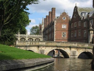 語学学校 in ケンブリッジ