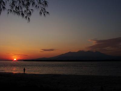 2007バリ島&ギリ・メノ島の旅(4)・「ギリ・メノ島一周」編