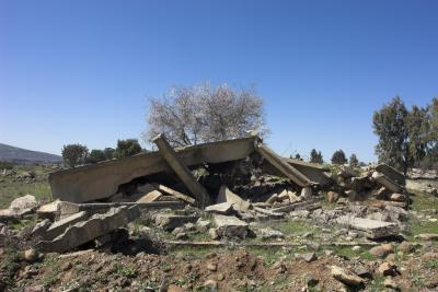 2007年イギリス・エジプト・ヨルダン・シリア旅行 24日目 クネイトラ&ダマスカス ? -QUNEITRA&DAMASCUS-