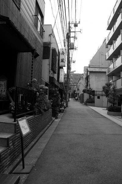 東京下町散策~路地裏・神楽坂~
