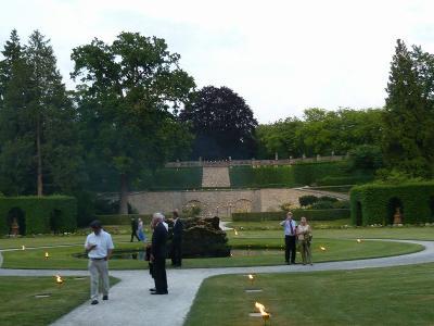 2007年6月 音楽祭とシュパーゲルのドイツへ ヴュルツブルグホテル編