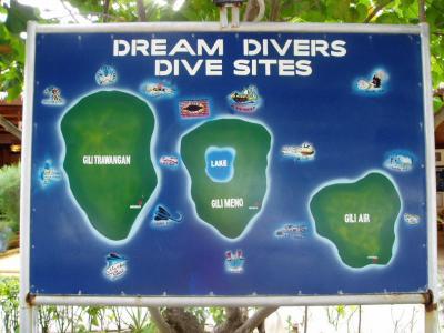 コモド島、ロンボク島ギリでダイビングーーーその7
