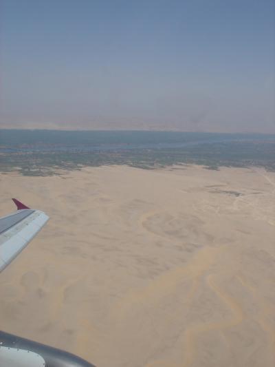 2006 エジプト旅行(カタール航空編)