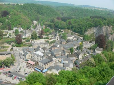 ベルギー旅行記(4)~世界一小さい町デュルビュイ