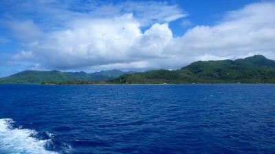 フレンチポリネシア(タハア島)