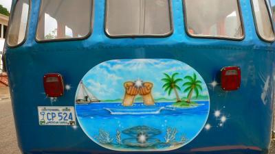 アメリカンサモア(ツツイラ島)