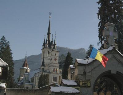 冬のルーマニアの旅1
