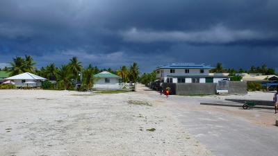フレンチポリネシア(アヘ島)