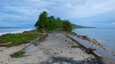 ツバル(フナフチ島)