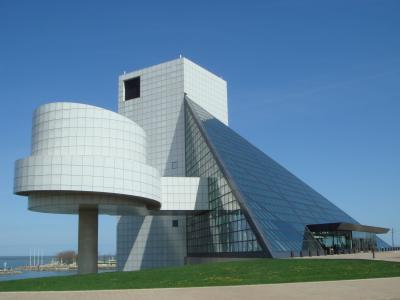 Cleveland 2007 「Rock and Roll Hall of Fame and Museum」