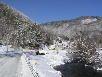 雪の遠野物語