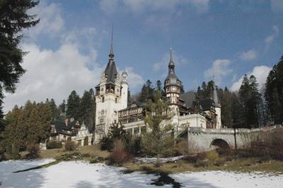 冬のルーマニアの旅2