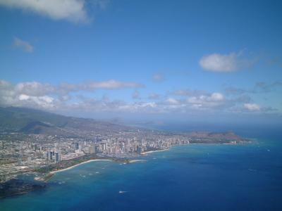 Hawaii へ Go! オアフ島編2001