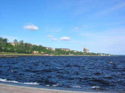 петрозаводск・ペトロザヴォーツク
