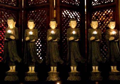 グルメな新年の幕開け in BKK & HK★2007 07 3-4日目【BKK】