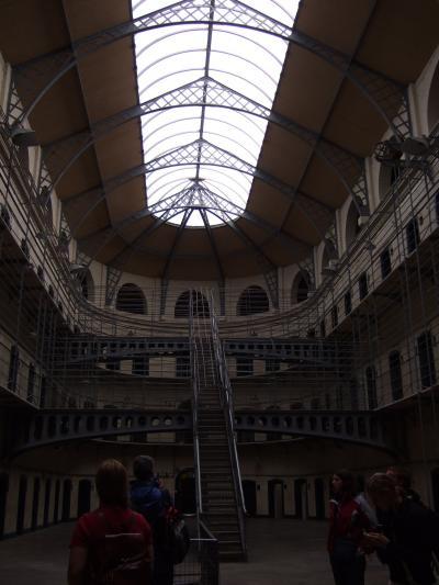 アイルランド:ダブリン/キルメイナム刑務所