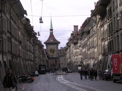 0702スイス~12・ベルン旧市街