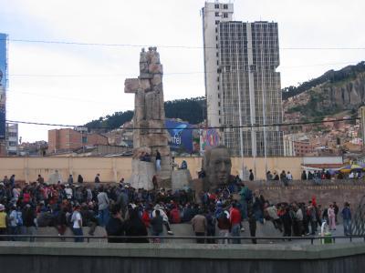 ボリビア ラ・パス