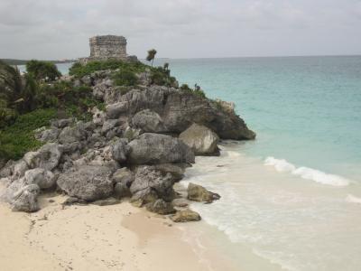 遊びつくした Mexican Caribe ~遺跡~