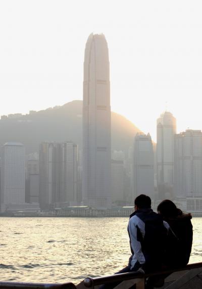 グルメな新年の幕開け in BKK & HK★2007 08 4日目【香港】