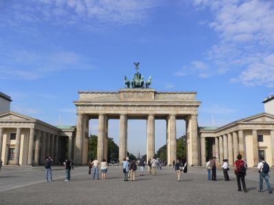 ♪ドイツ大周遊10日間-その1~ベルリン