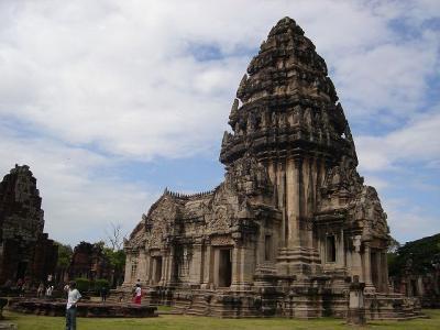 2007年7月 タイ東北部の旅 その1