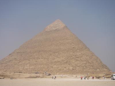 暑いアツイ エジプト