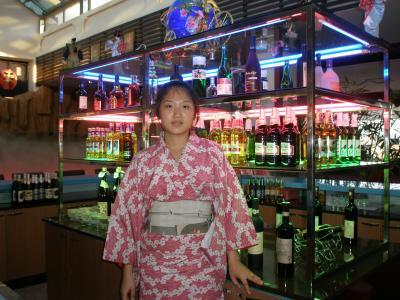 延吉 日式バー北国の春 日本語話せます
