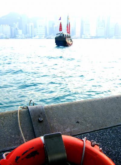 グルメな新年の幕開け in BKK & HK★2007 09 4日目【香港】