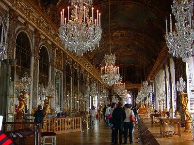 フランス パリの旅 7日目 ベルサイユ宮殿