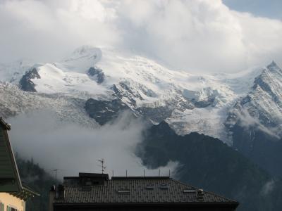 今年のヨーロッパアルプスハイキングその?シャモニーの町を歩く