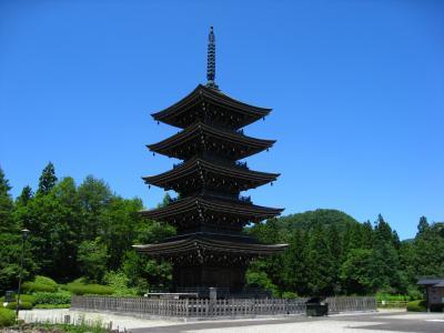 仙台市 「定義如来 西方寺」