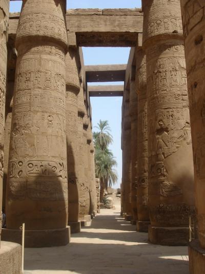2006 エジプト旅行(ルクソール編)