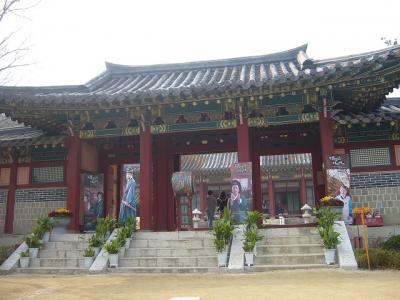 ソウル観光2007(2日目)~大長今テーマパーク~