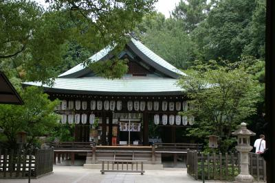 夏の京都:金閣寺~上京の名水