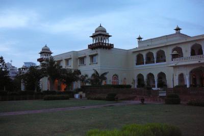 びっくりインド5日間:ザ ジャイ マハル パレス ホテル