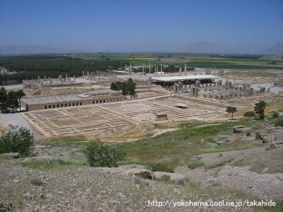 ペルセポリス(Persepolis)