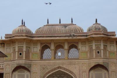 びっくりインド5日間:巨城アンベール城?