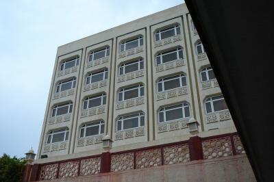 びっくりインド5日間:タージ ビュー ホテル