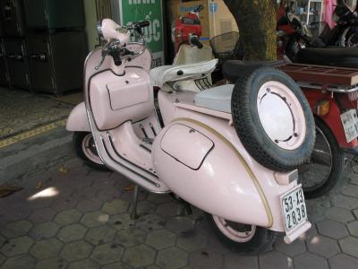 バイク、バイク、バイク・・・ ?