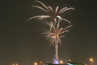 なにわ淀川花火大会2007