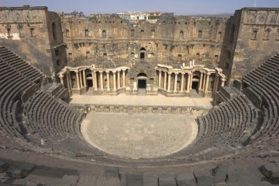 2007年イギリス・エジプト・ヨルダン・シリア旅行 25日目 ボスラ&ダマスカス ? -BOSRA&DAMASCUS-