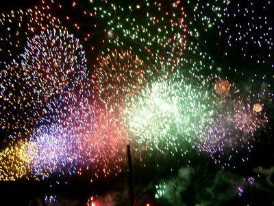 長岡祭り 花火