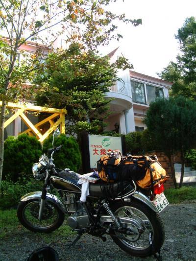 一人バイクで行く。足腰ガタガタの八ヶ岳登頂記。