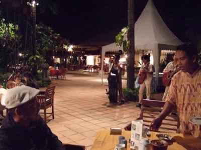 ホテル・ホリデーリゾート   ロンボク島