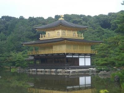 7hのみの京都。暑くてバテバテ
