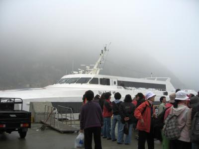 2006春、韓国紀行15(9):4月29日(2)紅島・紅島から木浦へ